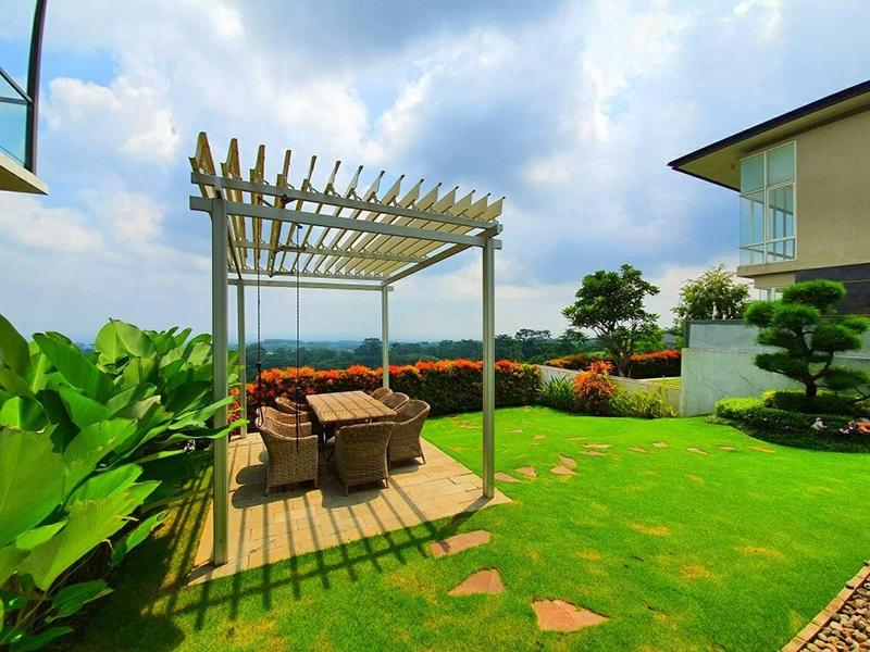 Kanopi-Rumah-Modern-Atap-Buka-Tutup-Terbaru